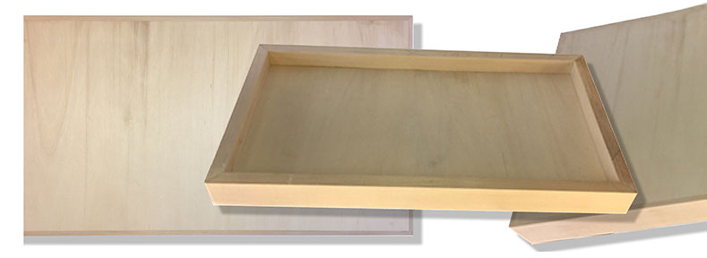 Natural Pine Photo Frames//Picture Frames//Crafting//Paint your Own//Choice 4 Sizes