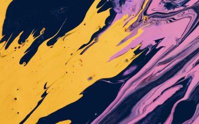 5 Acrylic Pour Painting Techniques for 2020