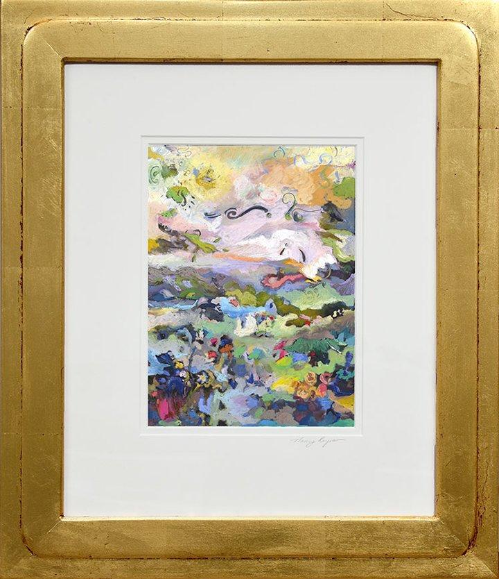Nancy Reyner small paintings