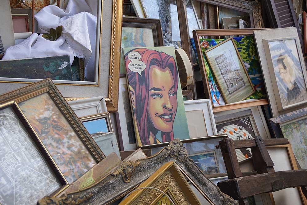Framing your art