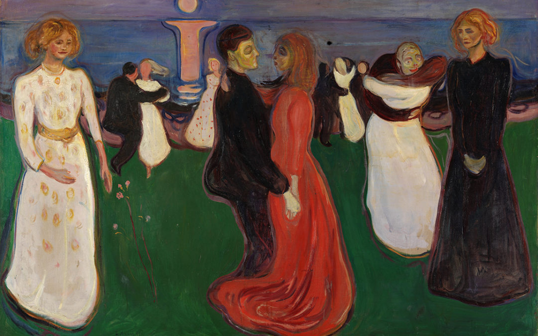 Edvard Munch. About This Norwegian Artist & His Painting Style